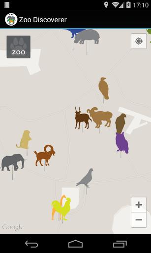 Berlin Zoo Discoverer