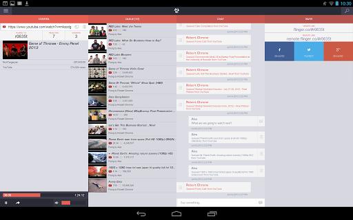 【免費媒體與影片App】Flinger.co Remote-APP點子