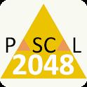 Pascal 2048 icon