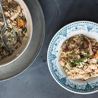 Turkey and Mushroom Risotto