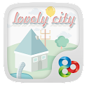 Lovely City GO Launcher Theme APK Cracked Download