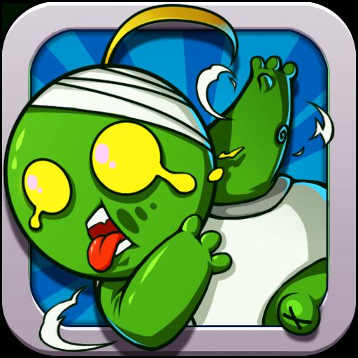 滾殭屍 賽車遊戲 App LOGO-硬是要APP