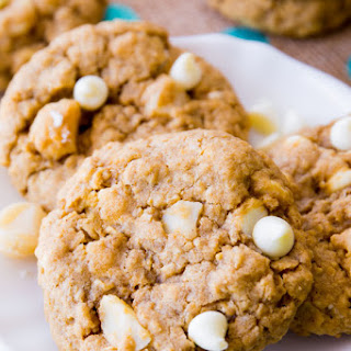 White Chocolate Macadamia Nut Oatmeal Cookies Recipe