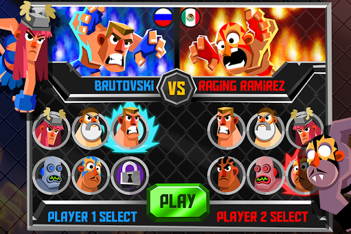 UFB 2: Ultra Fighting Bros - Ultimate Championship Screenshot