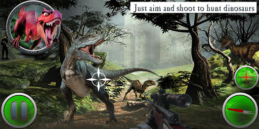 Dino War-Hunt the Dinosaur
