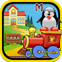 Phonics Train for Toddler icon