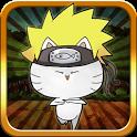 NYARUTO - 気合手裏剣の術 - icon