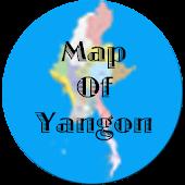 Yangon Map ( Beta )