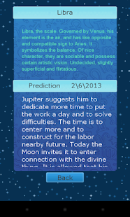 Daily Horoscope Free - screenshot thumbnail