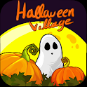 Halloween Village icon