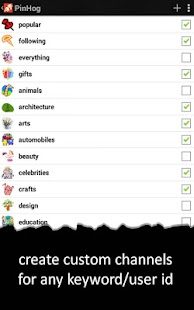 PinHog for Pinterest- screenshot thumbnail