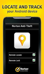 Norton Anti-Theft- screenshot thumbnail