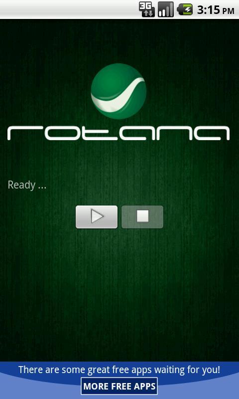 راديو روتانا FM - screenshot