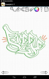Learn to Draw Graffiti Art APK for Lenovo