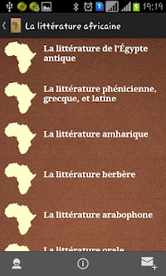 African Literature- screenshot thumbnail