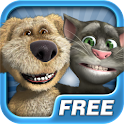 Talking Tom & Ben News Free logo