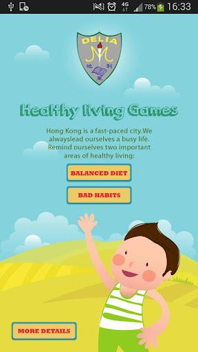 Delia Group Healthy Living