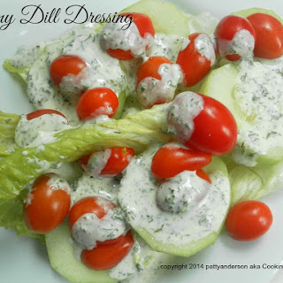 Creamy Dill Dressing