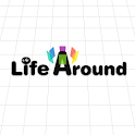 LifeAround logo