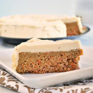 Vegan Carrot Cake.
