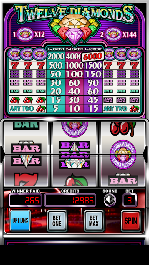 free multi line bonus slot machines