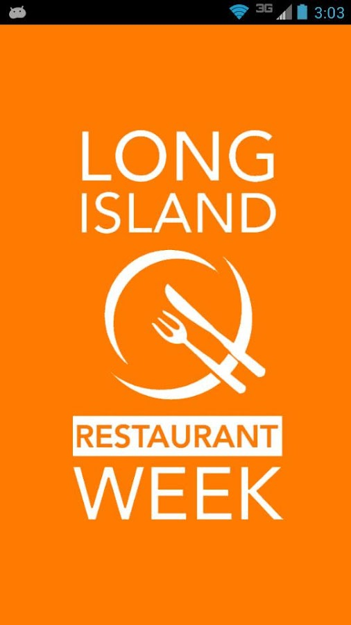 Long Island Restaurant Week- screenshot
