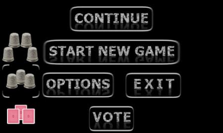 The shell game Screenshot 1