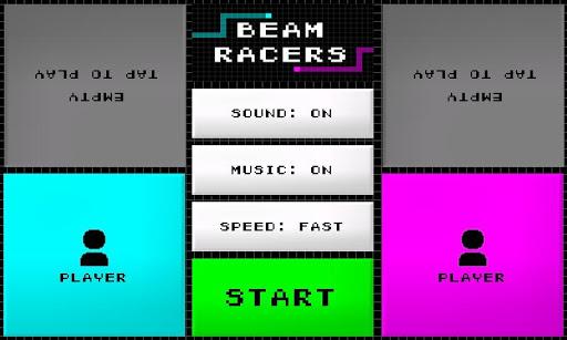 Beam Racers