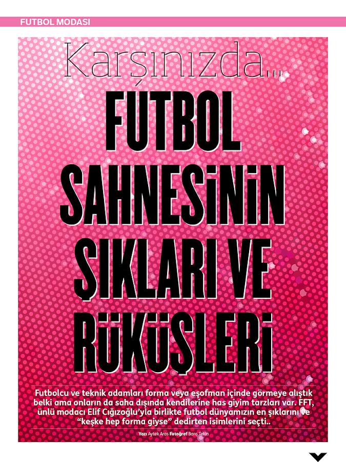 FourFourTwo Türkiye - screenshot