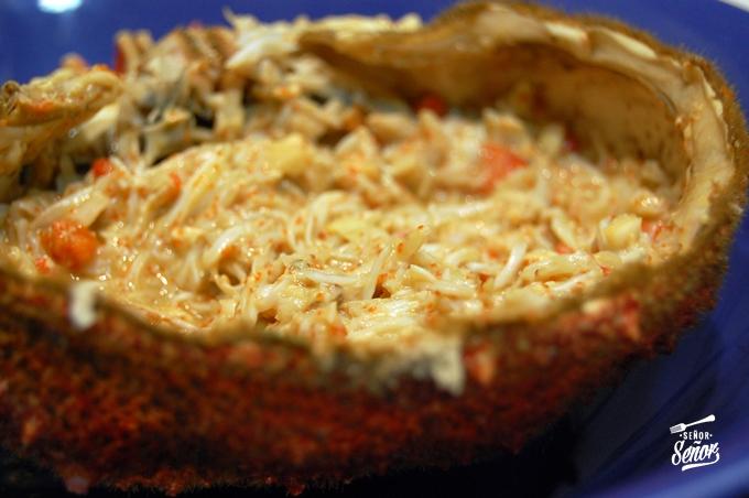 Stuffed Spider Crab Recipe