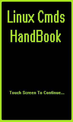 Linux Commands Hackers Manual