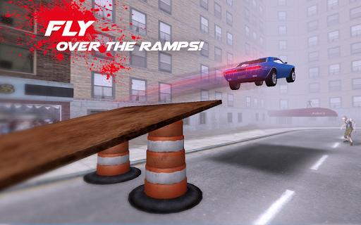 玩賽車遊戲App|Zombie Drift 3D免費|APP試玩