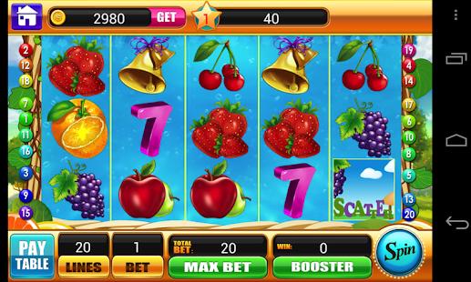 slot machine fruit download free
