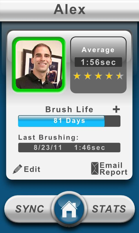 Beam Brush - screenshot