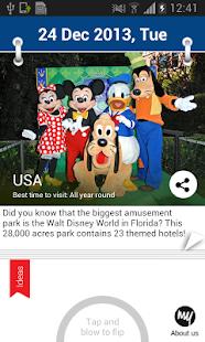 Trip Ideas - screenshot thumbnail