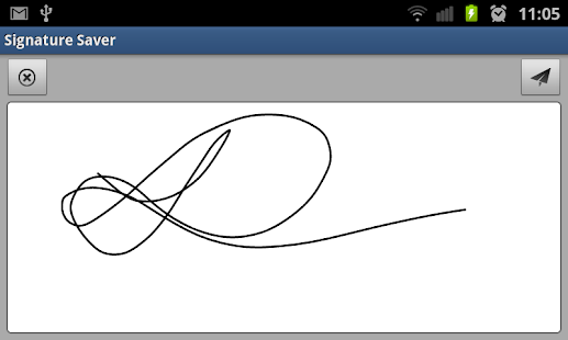 Signature Saver