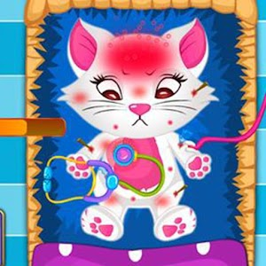 My Little Pet Vet Doctor Game