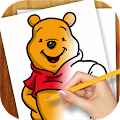 Learn to Draw Cartoons APK for Bluestacks