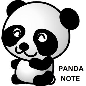 Panda Note 工具 App LOGO-APP試玩