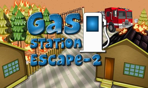 439-Gas Station Escape 2