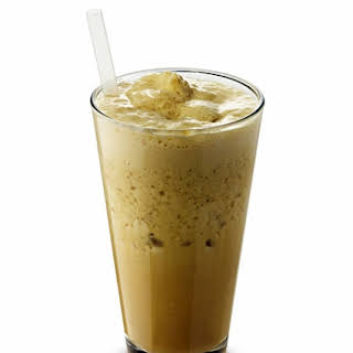 Blended Iced Coffee with Truvía® Natural Sweetener.