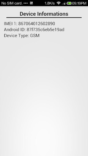 玩工具App DeviceInfos免費 APP試玩