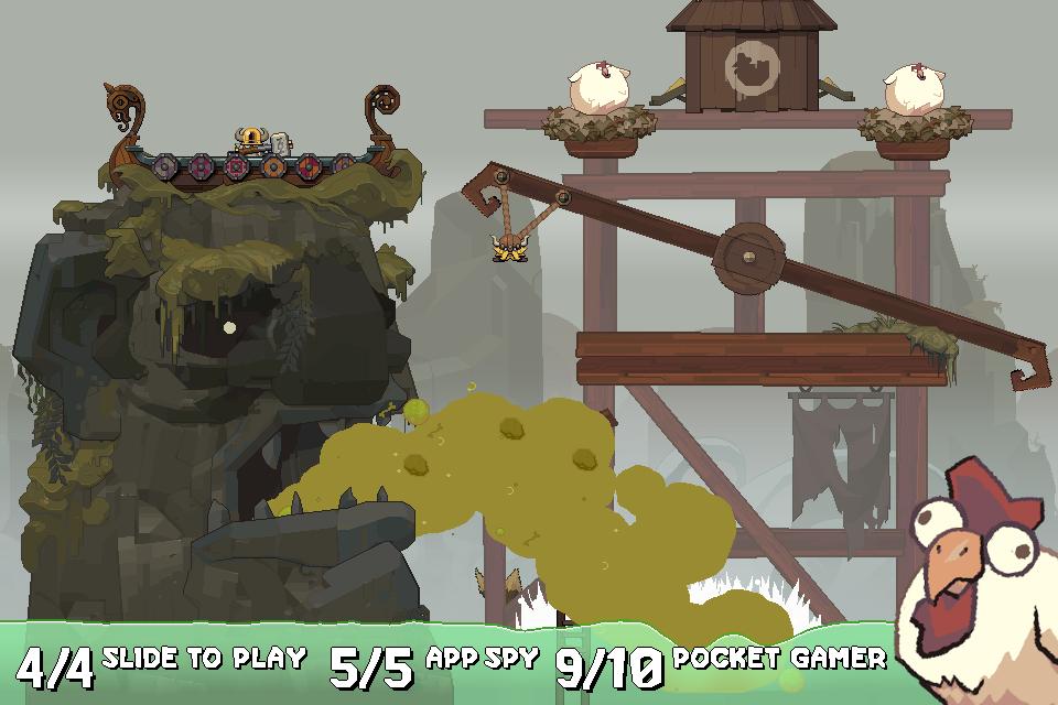Icebreaker: A Viking Voyage screenshot #5