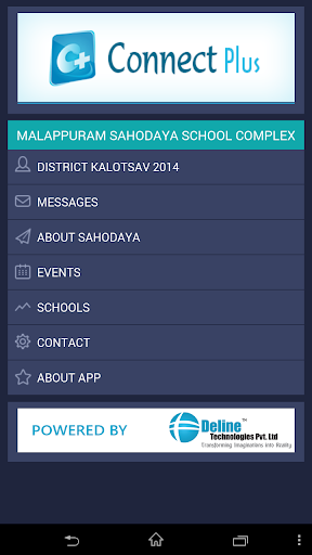 Sahodaya Deline Connect