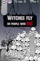 Screenshot of Broomstick Witch Adventure