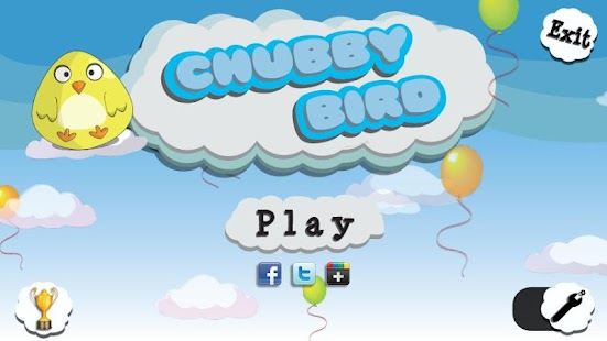 Chubby Bird- screenshot thumbnail