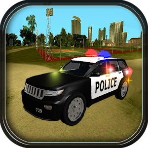Police Car Simulator for PC and MAC