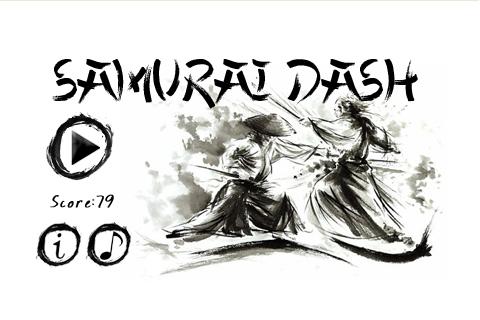 Samurai Dash