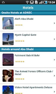 Abu Dhabi National Exhibitions - screenshot thumbnail