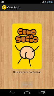 Culo Sucio - screenshot